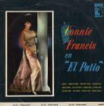 Connie Francis en El Patio