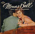 Monna Bell canta para los enamorados