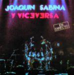 Joaquín Sabina y Viceversa en directo CD2