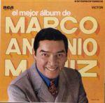 El mejor álbum de Marco Antonio Muñiz