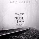 Eyes, nose, lips (single)
