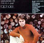 Canciones de México por Raphael