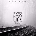 Eyes, nose, lips (single)